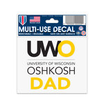 DECAL-3X4 DAD