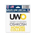 DECAL-3X4 HONORS COLLEGE