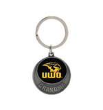 KEY CHAIN - GRANDMA - BLACK