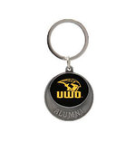 KEY CHAIN - ALUMNI - BLACK