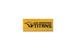 TABLE TOP STICK 2.5X6 - TITANS