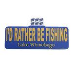 DECAL B84 - RATHER B FISHING