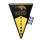 DECAL B84 - TITANS PENNANT
