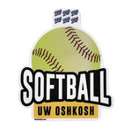 DECAL B84 - SOFTBALL