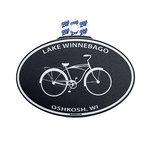 DECAL B84 - LAKE WINNEBAGO BICYCLE