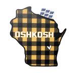 DECAL B84 - OSHKOSH FLANNEL