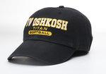 SOFTBALL BLACK CAP