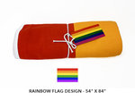 PRIDE FLAG BLANKET
