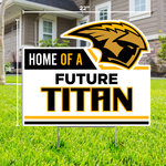 CDI FUTURE TITAN LAWN SIGN