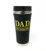 TRAVEL MUG - UWO DAD BLACK