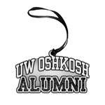 ORNAMENT PEWTER UWO ALUMNI