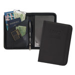 PADFOLIO JR - BLACK ZIPPERED
