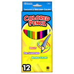 COLORED PENCILS 12CT