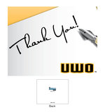 THANK YOU CARDS - 10 PACK
