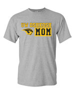 MOM GREY T-SHIRT
