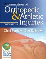 *EXAMINATION OF ORTHOPEDIC & ATHLETIC (W/BIND-IN ACCESS)