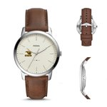 WATCH - FOSSIL BROWN LEATHER UWO