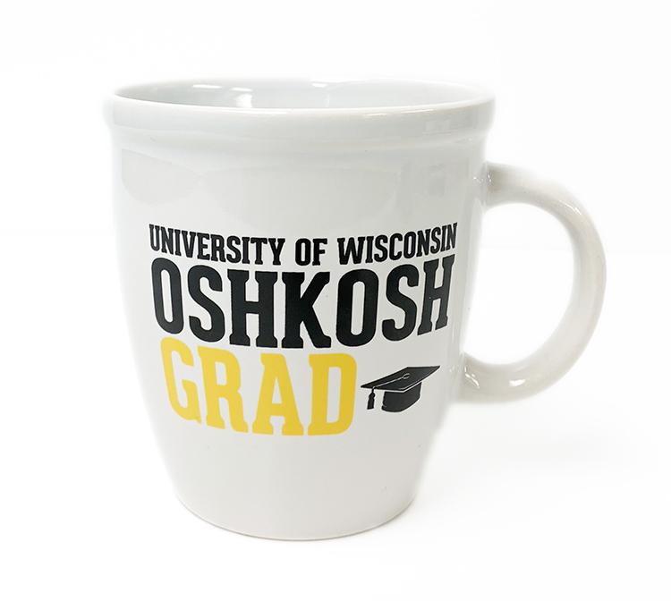 18oz UWO Grad Mug