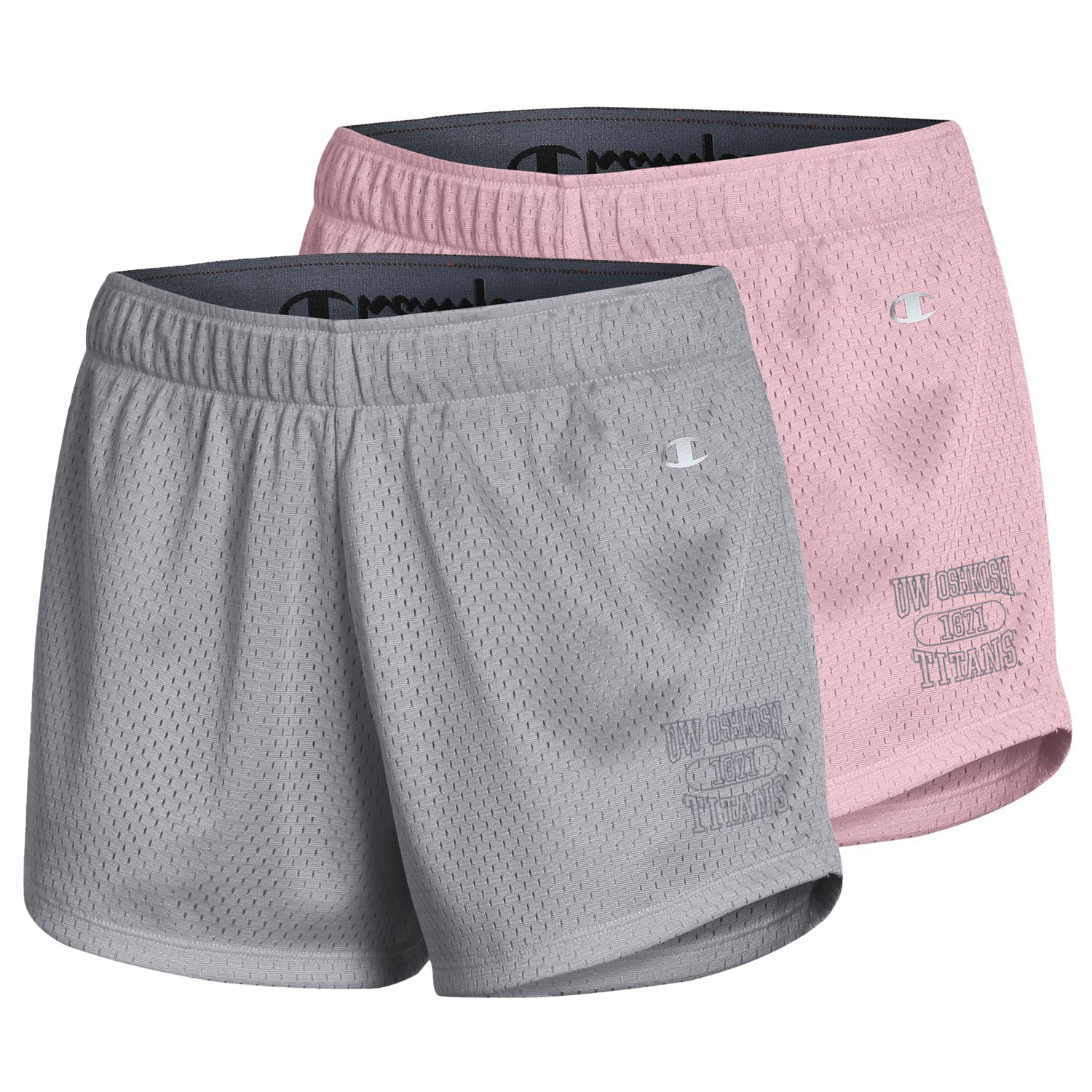 WOMEN'S CHAMPION MESH SHORT