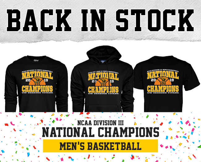 2019 MEN'S BASKETBALL NATIONAL CHAMPIONS Merch Available Now!
